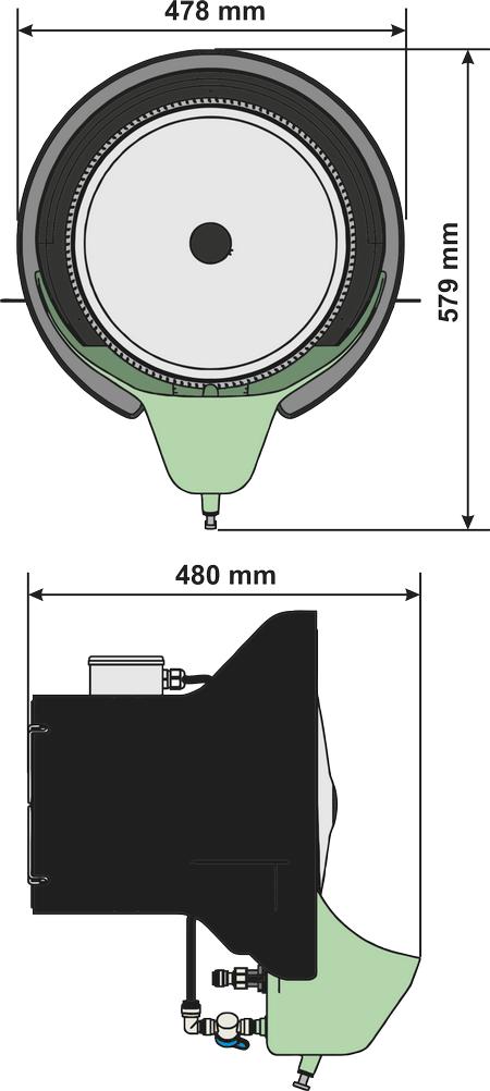 staubbek mpfung staubbindung mit wasser spr hnebel a rauch gmbh. Black Bedroom Furniture Sets. Home Design Ideas